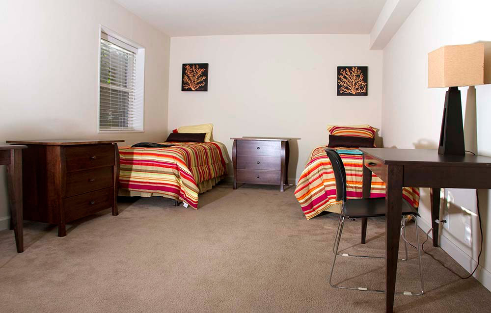 Towson Place Apartments Room